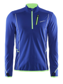 The smooth pullover that performs like a running jacket!