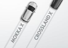 Opel ger ny crossover-modell namnet Crossland X