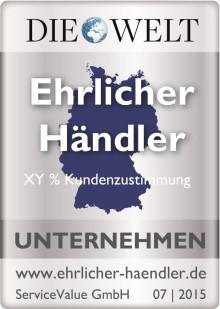Das sind Deutschlands ehrliche Händler