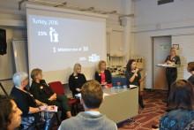 """""""Balkans Almedalen"""" samlades i Uppsala"""