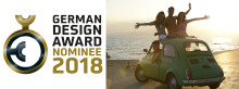 DIGEL HEAT für den German Design Award 2018 nominiert!