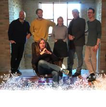 Välkommen på Bokfabrikens julmingel!