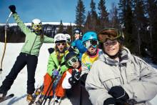 SkiStar Hammarbybacken: Gratis friluftsdagar för skolungdomar i Hammarbybacken