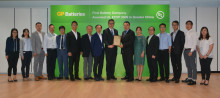 UL Awarded the First Environmental Claim Validation (ECV) Certificate in Greater China to GP Batteries and Unveiled Strategic Cooperation on Green and Environmental Protection