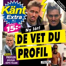 Popgruppen De Vet Du driver med Sveriges sociala medieprofiler