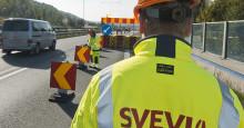 Svevia bygger om trafikplats Hedentorp