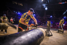 Prag arrangerer VM i TIMBERSPORTS® 2019