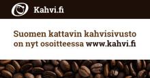 Suomen kattavin kahvisivusto muutti ja uudistui