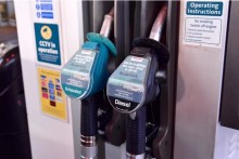 RAC comments on pump prices being at two year high