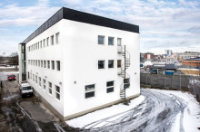 Första uthyrningen i projektfastigheten Motståndet i Bromma