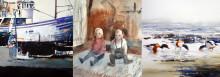 FÖRHANDSVISNING Stafetten nr 32: Morgan Johansson – Akvareller