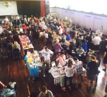 Popular artisan market shows that We Love Manchester