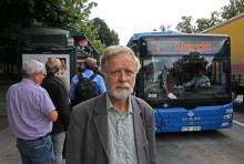 Var tionde buss- och tågförare kör illa