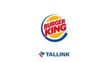 Tallink Grupp etablerar den ikoniska snabbmatskedjan Burger King i Estland och Baltikum