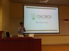 Presentation at Cultivare 2011