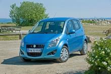 Få mere bil for pengene med en Suzuki Splash