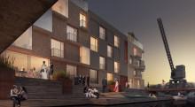 LINK arkitektur vinner konkurranse om to utviklingsprosjekter i Oceanhamnen i Helsingborg