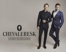 Brothers är stolt sponsor till Chevaleresk - stilsäkert med Måns och Wiberg