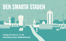 Öppen föreläsning om den smarta staden
