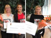 Pedagogiskt pris delades ut vid Lärardagen 15 augusti