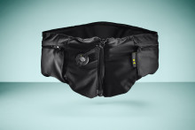 The airbag for cyclists has been developed into Hövding 2.0