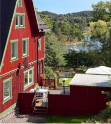 Magnifik sekelskiftesvilla med unik historia