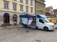 Beratungsmobil der Unabhängigen Patientenberatung kommt am 11. Mai nach Offenburg.