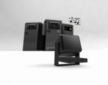 Ljudmodul till den smarta papperskorgen Bigbelly High Capacity 5.0