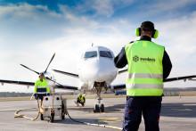 Flygtrafiken ökade starkt under maj månad