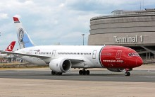 1,5 million de passagers ont choisi Norwegian, la compagnie aux vols les plus éco-responsables, entre la France et les Etats-Unis !