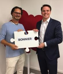 Bonnier investerar i digital hälsa