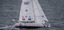 Coppercoat: Clipper Race Record Breaker