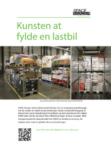 Case: Kunsten at fylde en lastbil