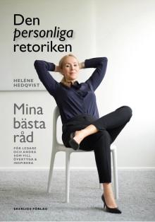 Ny bok: Den personliga retoriken av Heléne Hedqvist
