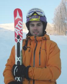 Rickard Kåhre från Linköping till Vinteruniversiaden i Granada – studentidrottens motsvarighet till ett olympiskt spel