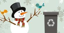 Soptömning jul och nyår i Kävlinge