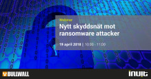 Vi introducerar ett nytt skyddsnät mot ransomware-attacker