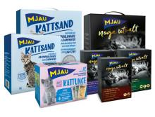 Från Vårgårda till kattmatshyllan – en rad nya produkter lanseras i höst