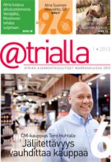Lue ajankohtainen @trialla-julkaisu
