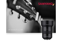 Samyang lanserer 50mm f/1.2 for Canon fullformat