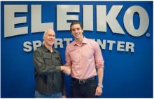 Roy Simonson joins the Eleiko team