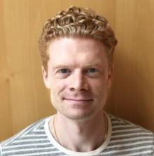 Jonathan Cedernaes fick 200 000 kronor i forskningsanslag