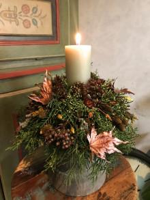 Grønt og lige ved hånden – tips til årets juledekoration