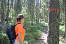 Nya Roslagsmarschen 2016 - Andra upplagan av det populära vandringsarrangemanget på Roslagsleden.