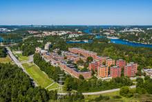Klartecken för 750 nya studentbostäder i Stockholm
