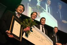 NComVA utsedda till Årets Rookieföretag på Innovationsgalan
