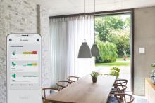 tado° fördubblar den rena luften i hemmet med en ny app