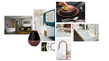 Statements from Villeroy & Boch – Add a metallic touch with gold, bronze and copper