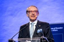 Jan Eliasson till Mänskliga Rättighetsdagarna