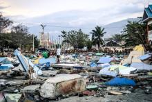 Skandinaviska Läkarbanken skickar team till jordbävningsdrabbade Palu
